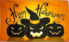 Ambiance Halloween !!