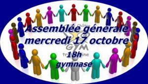 Journée des associations Samedi 15 septembre 2018 Halle des Rouettes La Châtre